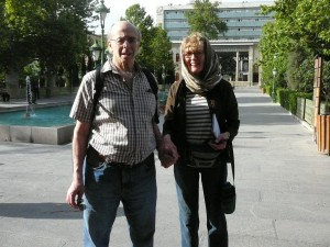 Iran Travelogue by Pat and Steve Kutay