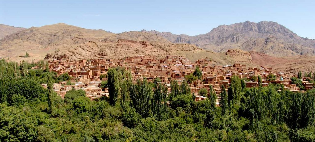 Abyaneh - The Red Village