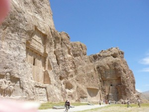 private Iran tour Naghsh-e-Rostam