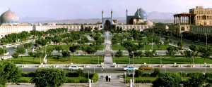 Naghshe Jahan complex (Imam square)