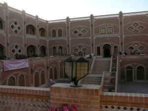 private Iran tour Yazd Hotel Dad