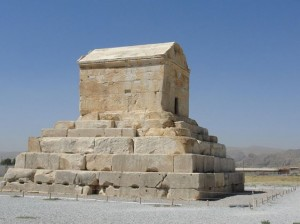 private Iran tour tomb-of-cyrus-the-great-pasargadae-iran