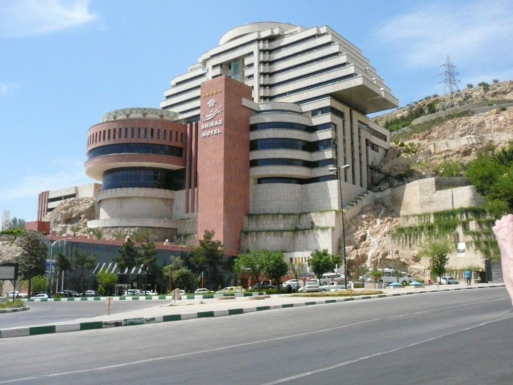 Iranluxurytravel.com - Shiraz Hotel