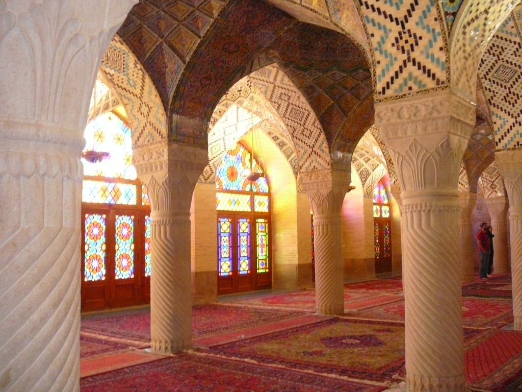 Iran Travelogue - Touring Shiraz