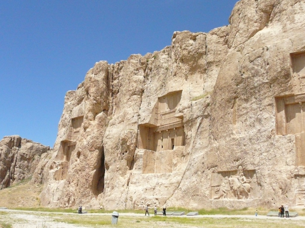 Iran Luxury Travel - Naqsh-e Rostam