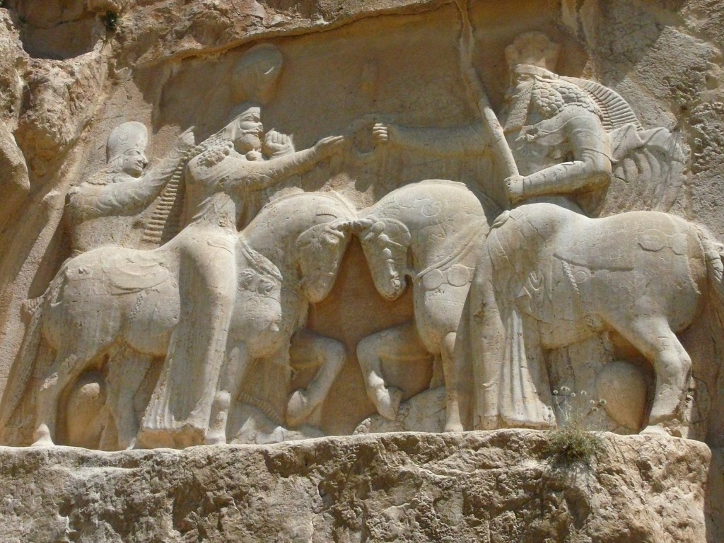 Iran Travelogue - Naqsh-e Rostam