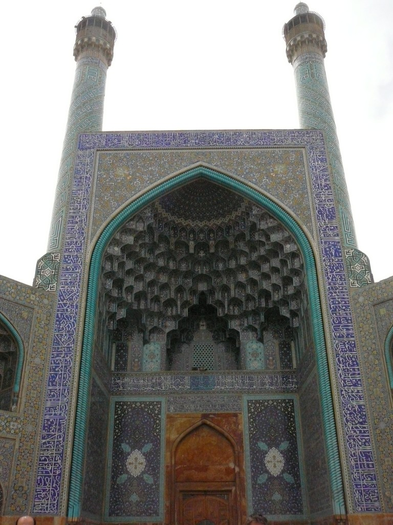 Jameh Mosque in the Imam Square