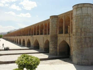 iranluxurytravel.com  Bridge of Royals in Isfahan
