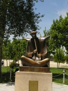 statue of Moulama