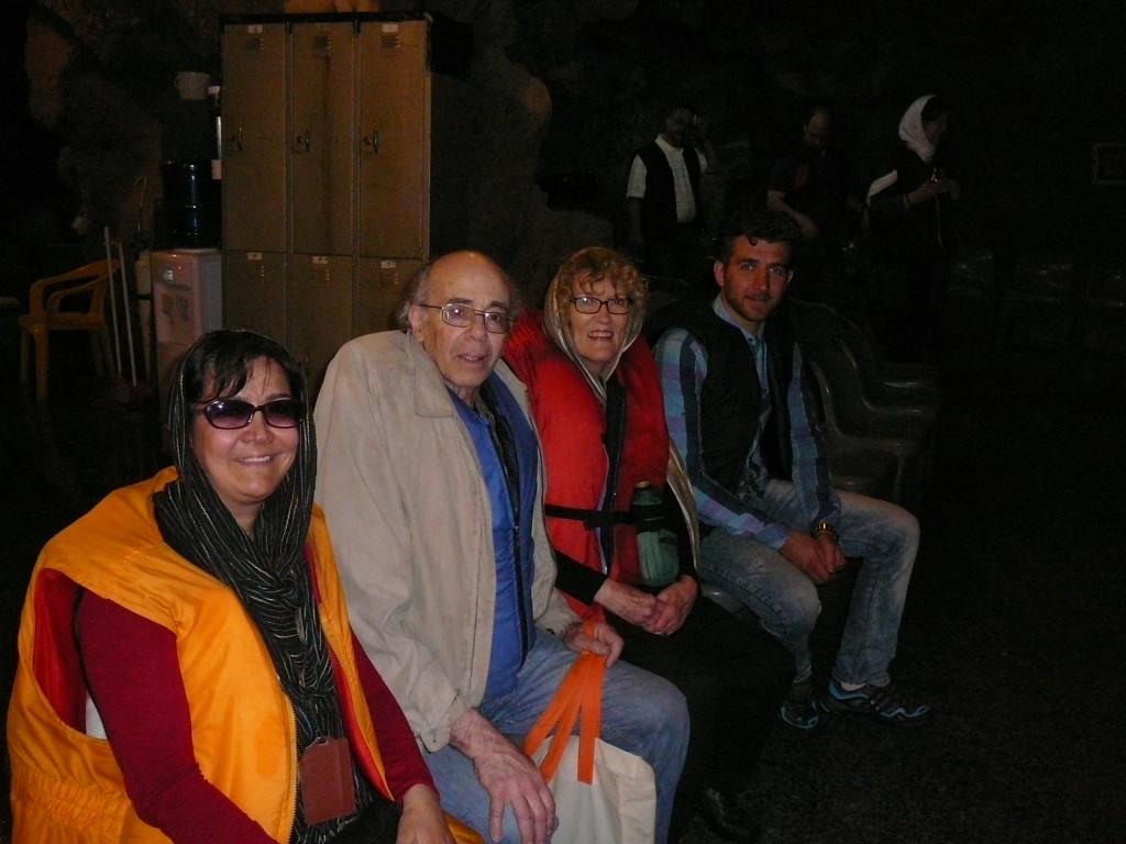 The Ali Sadr Cave