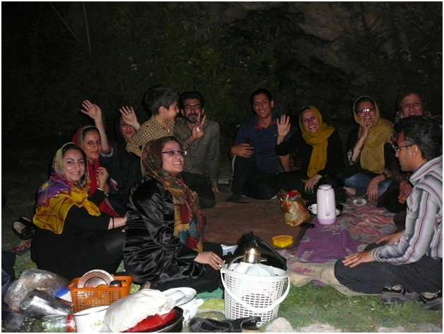 Iranian Culture: the people of Iran and their culture