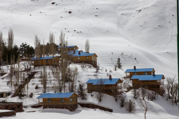 Skiing in Iran - Dizin_Ski_resort_Tehran