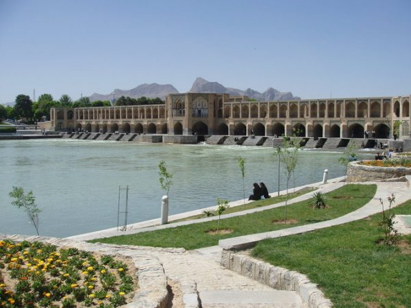 Tourists Travel to Iran