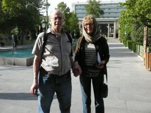 Iran Travelogue by Pat and Steve Kutay