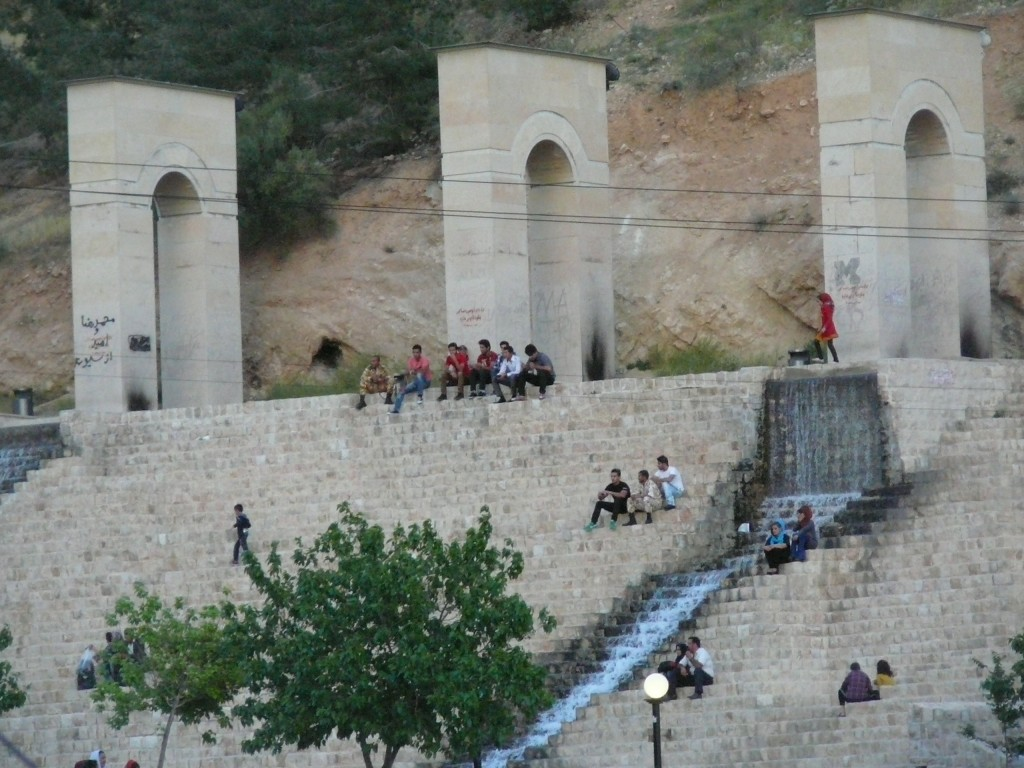 iran travelogue - Shiraz