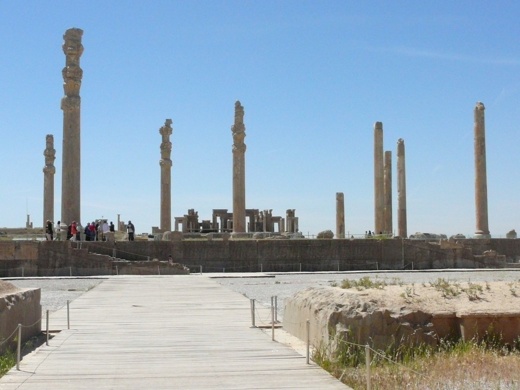 Iran Travelogue - Persepolis, the City of the Persians
