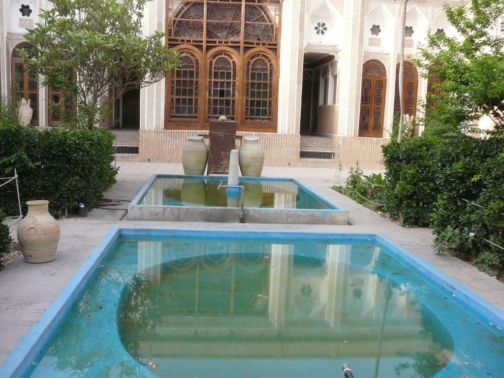 Water Museum in Yazd