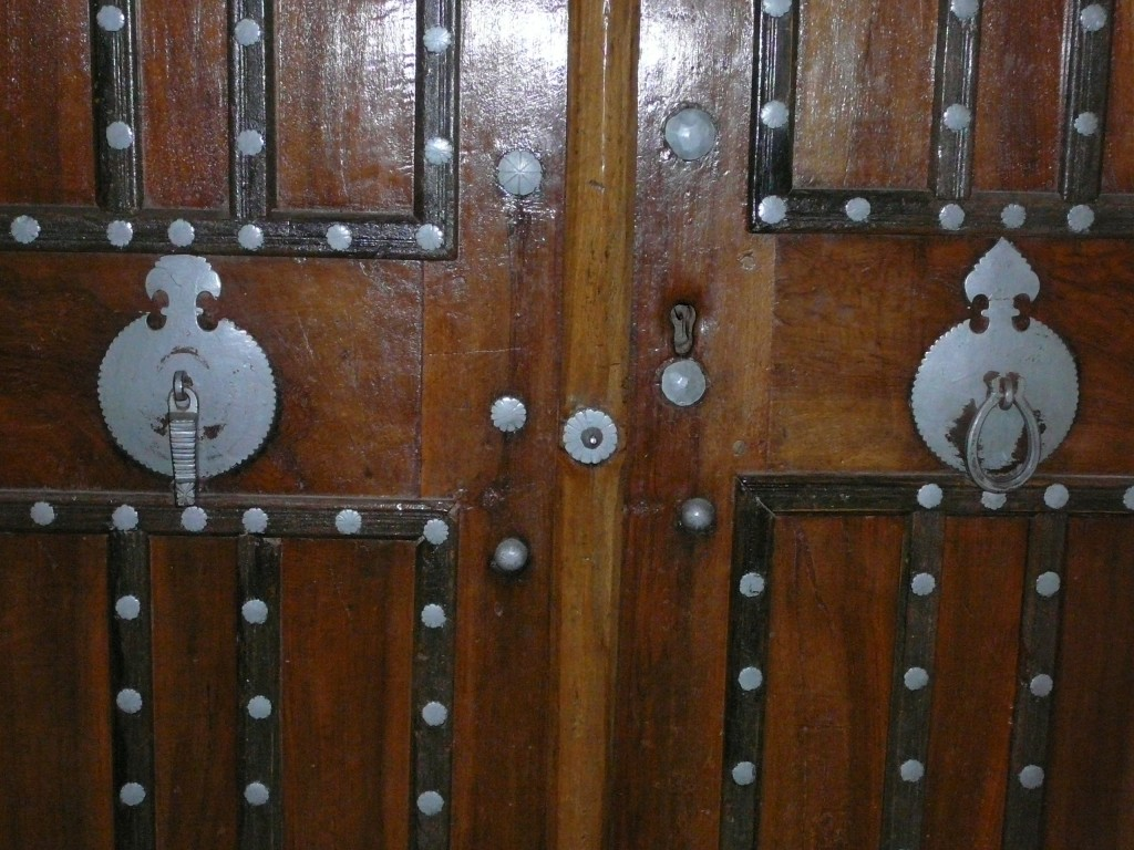 Male and Female Doorknockers in Iran