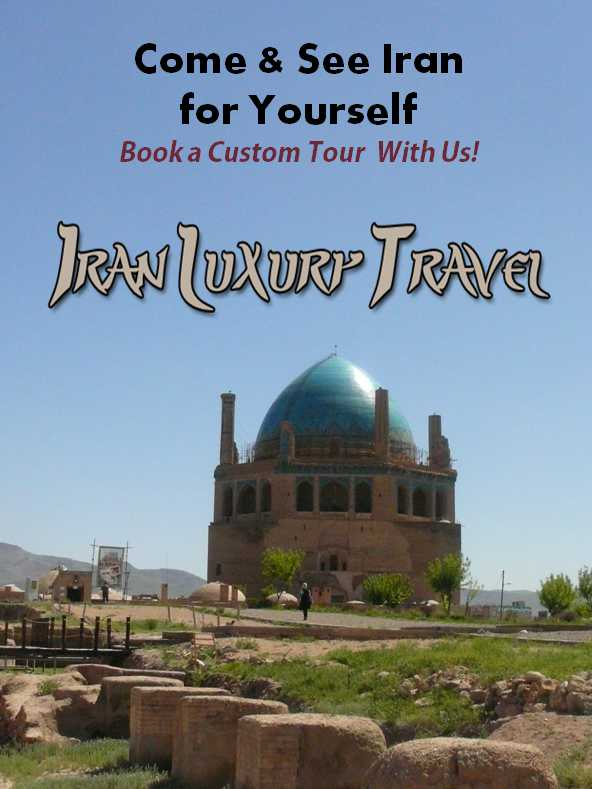 Iran Custom Tours for Americans