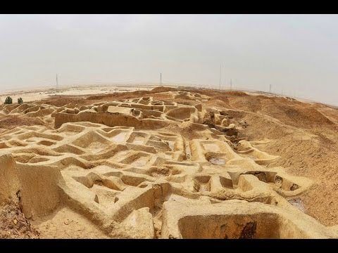 Shahr-i Sokhta Ruins
