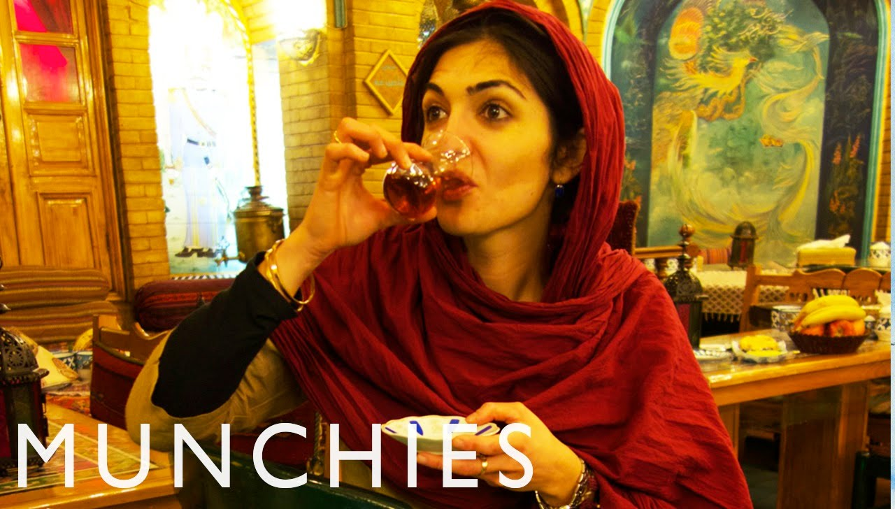 MUNCHIES Guide to Tehran: Persian Meatballs, Traditional Teahouses, and the Perfect Kebab