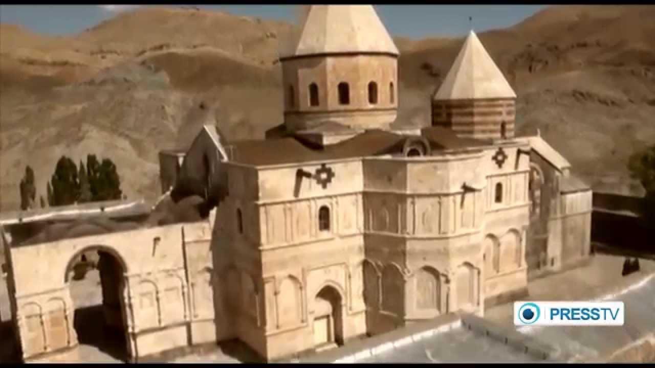 Armenian Monastic Ensembles in Iran