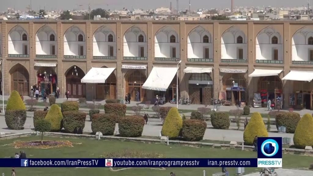 Naqsh-e Jahan Square (Isfahan Iran)
