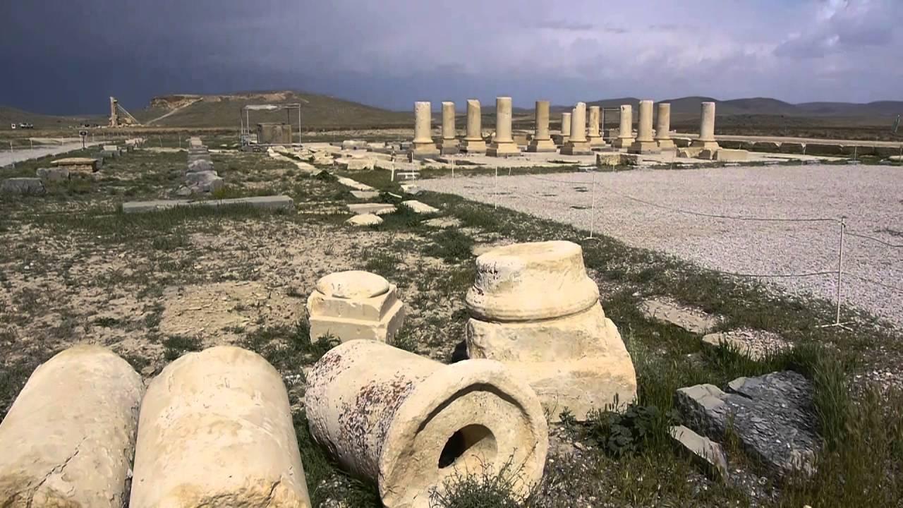 Pasargadae (Tomb of Cyrus) Iran