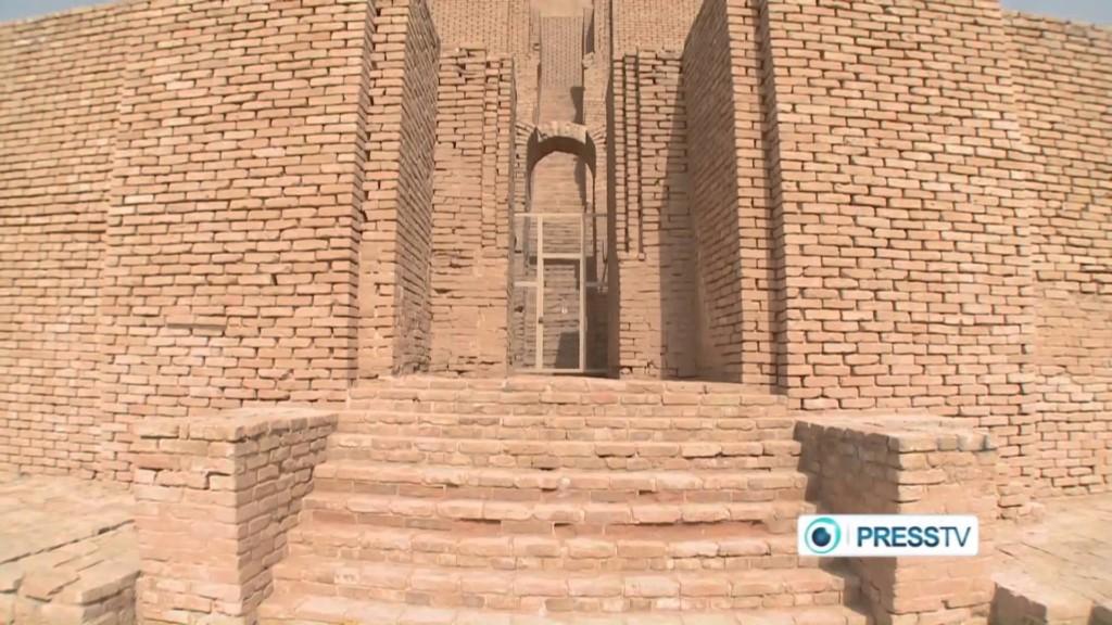 Chogha Zanbil Ziggurat - (Tchogha Zanbil