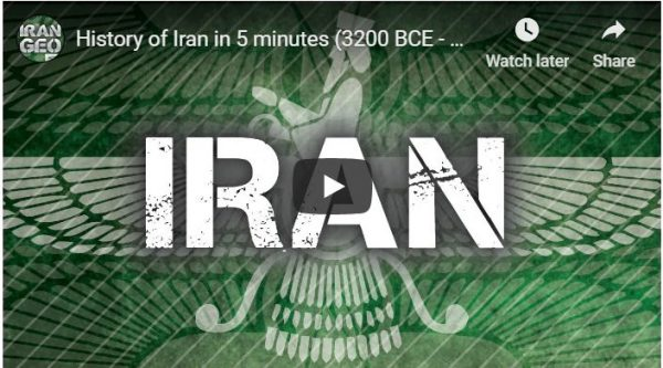 The History of Iran in 5 Minutes